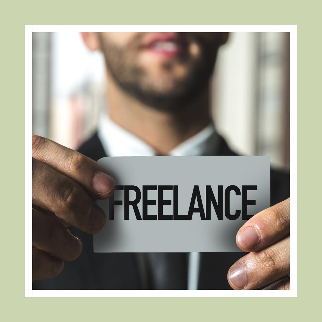 العمل الحر  Freelance